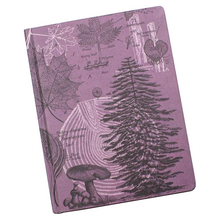 Load image into Gallery viewer, Forest at Dusk Hardcover Notebook