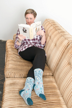 Load image into Gallery viewer, F*ck off I'm Reading Women's Socks