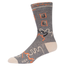 Load image into Gallery viewer, Here Comes Cool Dad Men's Socks