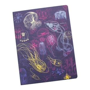 Jellyfish Notebook Softcover Lined