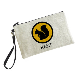 Kent Black Squirrel Pouch