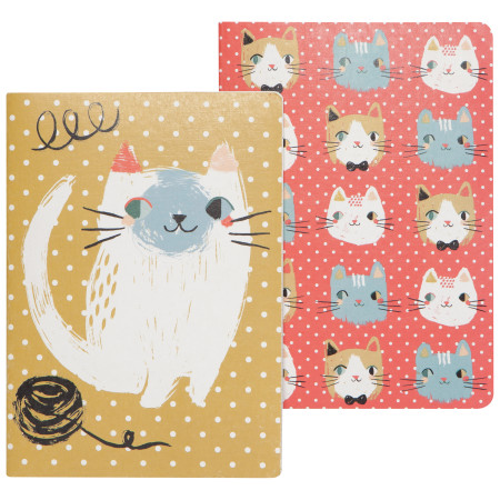 Meow Meow Notebooks