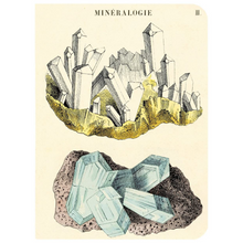 Load image into Gallery viewer, Mineralogy Mini Notebooks