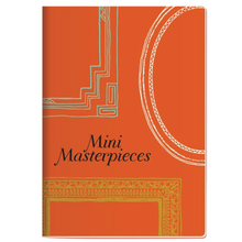 Load image into Gallery viewer, Mini Masterpieces Notebook - Small