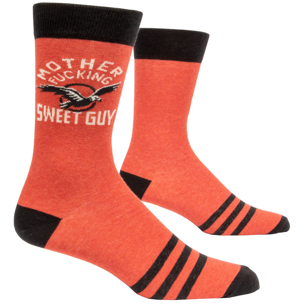 Mother F*cking Sweet Guy Men's Socks