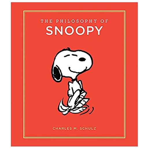 The Philosophy of Snoopy Book
