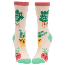 Load image into Gallery viewer, Proud Plant Mom Socks