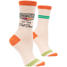 Load image into Gallery viewer, Ringmaster Women's Socks