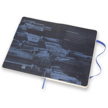 Load image into Gallery viewer, Star Wars X-Wing Ruled Notebook