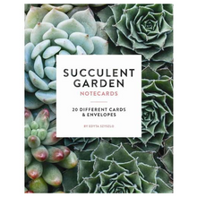 Load image into Gallery viewer, Succulent Garden Notecards