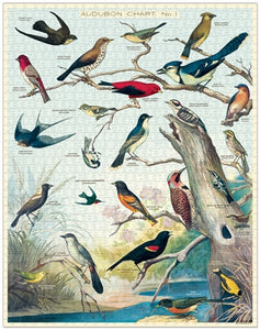 Audubon Birds 1000 pc puzzle