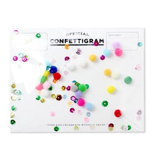 Load image into Gallery viewer, Confettigram - Pom Poms