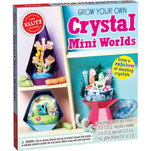 Grow Your Own Crystal World