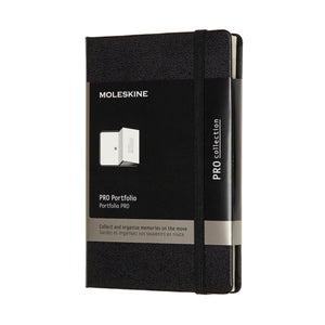Pocket Black Portfolio