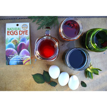 Load image into Gallery viewer, Natural Egg Dye Kit