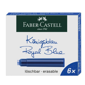 Ink Cartridge for Fountain Pen - box of 6