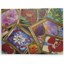 Load image into Gallery viewer, Flower Power 1000 piece puzzle