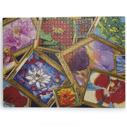 Flower Power 1000 piece puzzle