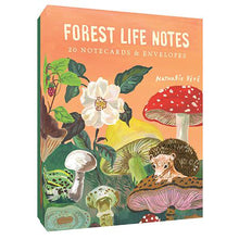 Load image into Gallery viewer, Forest Life Notes