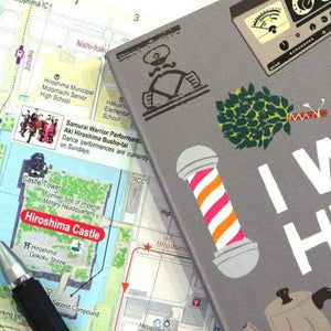 I Was Here Journal