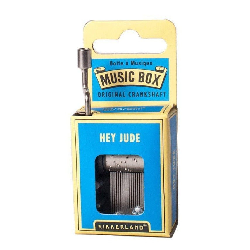 Hey Jude Music Box