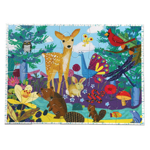 Life on Earth 20 Piece Puzzle