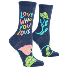 Load image into Gallery viewer, Love Who You Love Socks