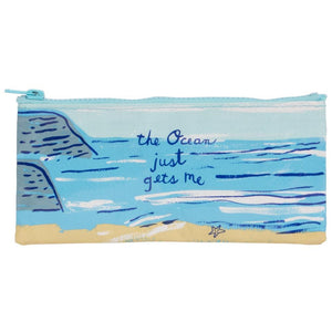 The Ocean Just Gets Me Pencil Case