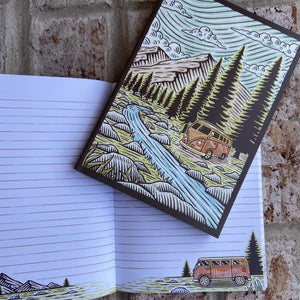 Great Outdoors Flexi Journal