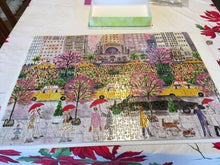 Load image into Gallery viewer, Puzzle 1000 pc Michael Storrings Spring Park Ave