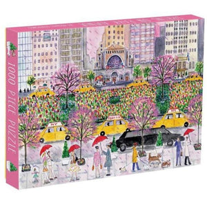 Puzzle 1000 pc Michael Storrings Spring Park Ave