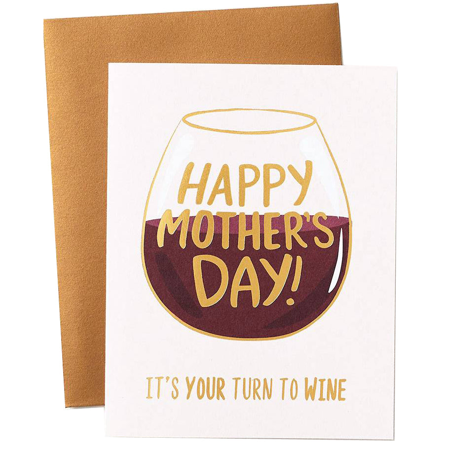 Your Turn to Wine - Mother's Day
