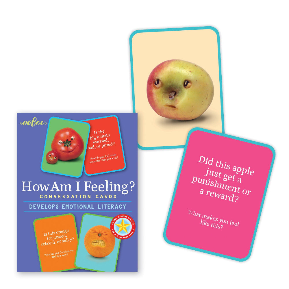 How am I Feeling - Flash cards