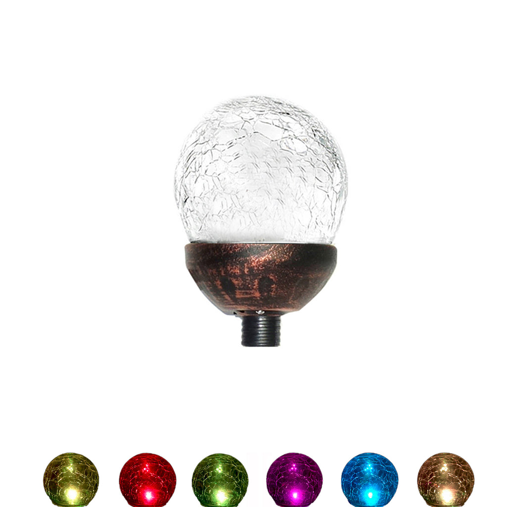 JS1010 - 1 Glassball for Wind Spinner Azure 75in