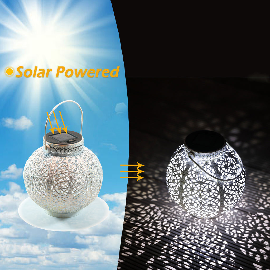 15% OFF NOW!!! - Solar Lantern 2 Pack (4 Lumens White) - TH2001- US Only