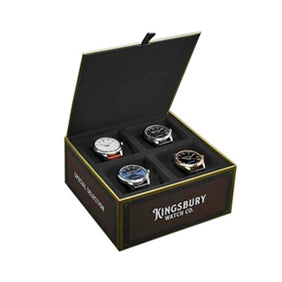 Cigar Box Watch Set