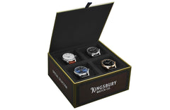 The Gentleman's Pack (4 Watch Set)