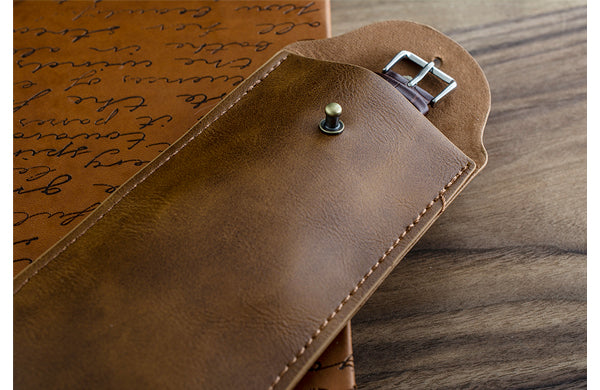 Vintage Style Travel Pouch