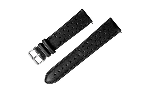 Leather Rally Strap (Black)