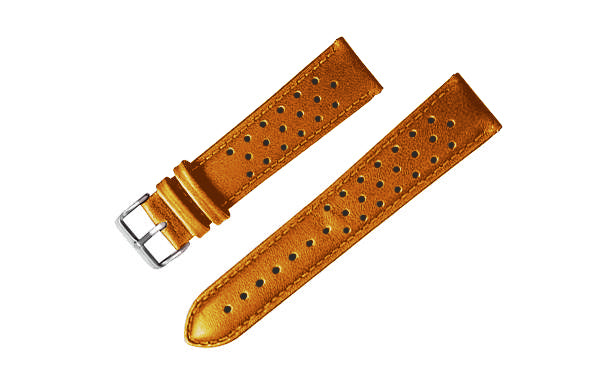 Leather Rally Strap (Tan)