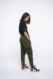 EXPLORER CARGO PANTS (KAKI)
