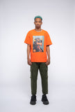SAFETY ORANGE TEE