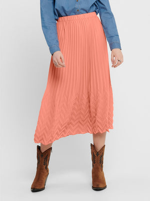 ONLY KELINA MIDI SKIRT