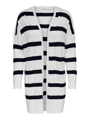 ONLY SELENA STRIPE CARDIGAN