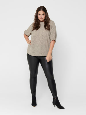 CARMAKOMA ROOL COATED LEGGING