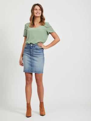 VILA COMMIT FELICIA SHORT SKIRT