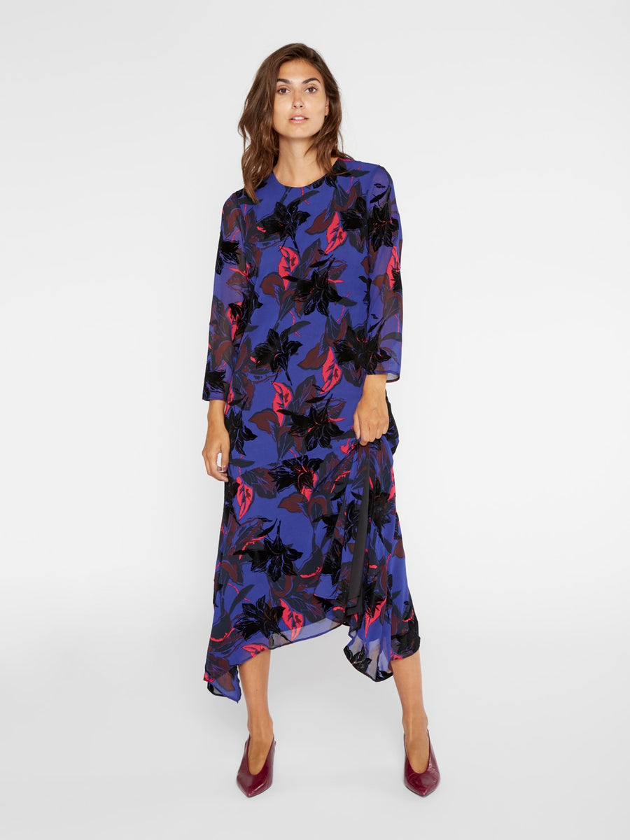 YAS AMARYLLIS MIDI DRESS
