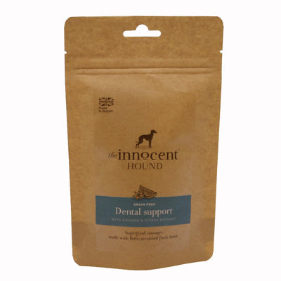 Innocent Hound - The Innocent Hound - Dental Support Sausages With Aniseed And Citrus Extract (5pcs) For Dogs