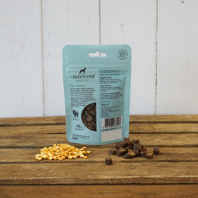 Innocent Hound - The Innocent Hound - Puppy Training Treats (Lamb With Yellow Split Pea)(70g)