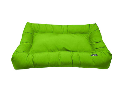 Dog Bed - Cycle Dog Waterproof Barrier Layout Dog Bed (Green) - Anti Bacteria